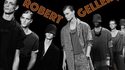 ROBERT <br />GELLER S/S16
