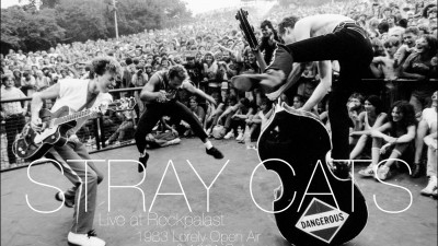 STRAY CATS <br />ROCKPALAST