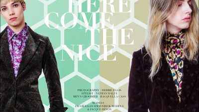 HERE COME THE NICE