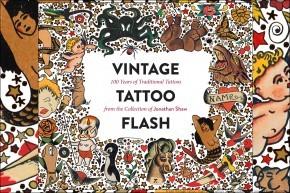Vintage Tattoo Flash by Jonathan Shaw, published by Powerhouse Books. Ponyboy magazine.