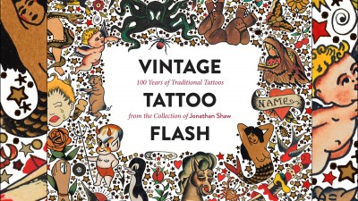 VINTAGE TATTOO FLASH <br/ >JONATHAN SHAW
