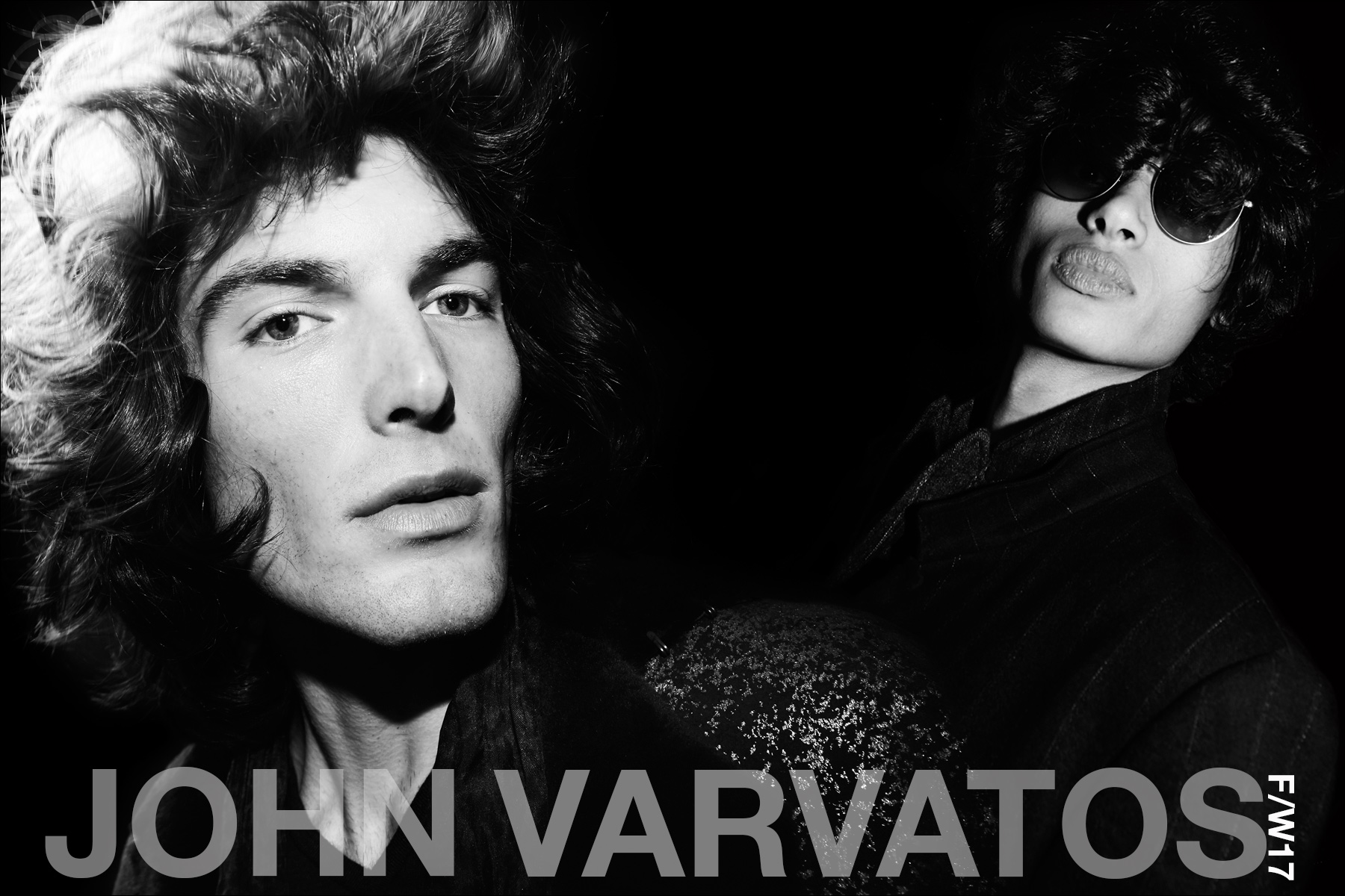 John Varvatos F/W17 menswear collection. Photographed by Alexander Thompson for Ponyboy magazine NY.