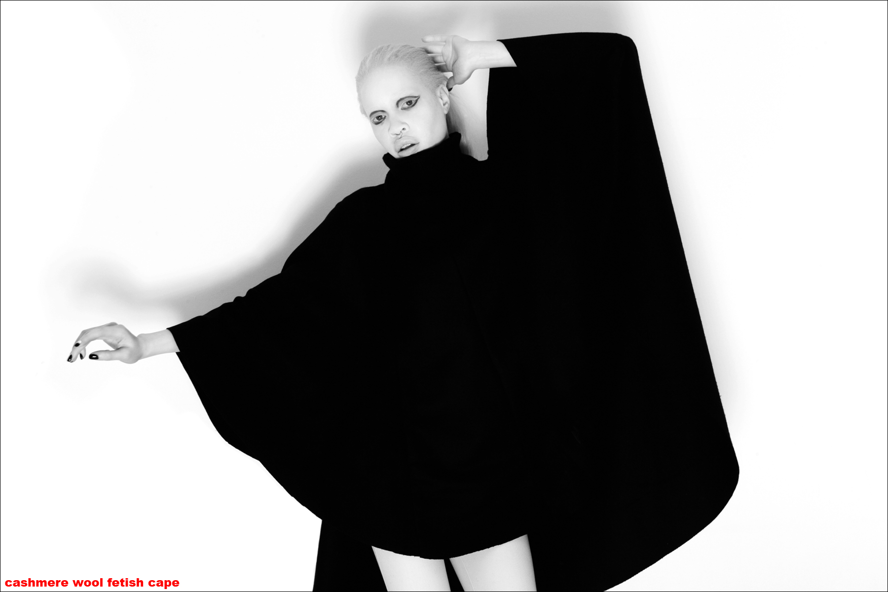 Model Diandra Forrest photographed by Alexander Thompson in Ashton Michael AW 2013 collection for Ponyboy Magazine.