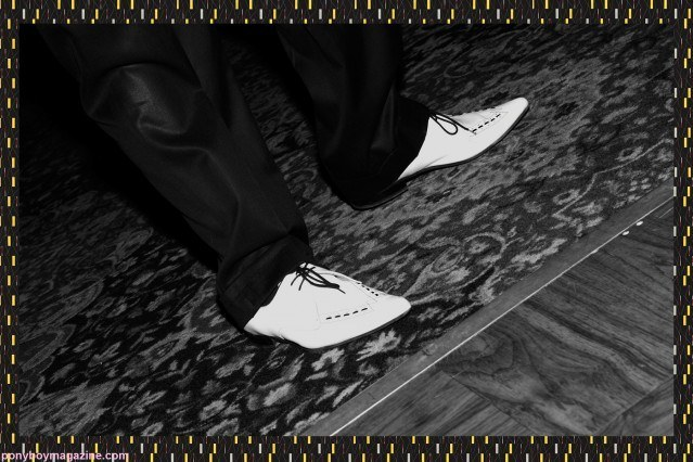 Rockabilly shoes photographed by Alexander Thompson for Ponyboy Magazine at The New England Shake-up.