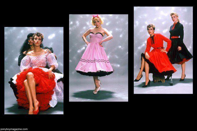 1980's Katy K collection courtesy of Katy Kattleman for Ponyboy Magazine.