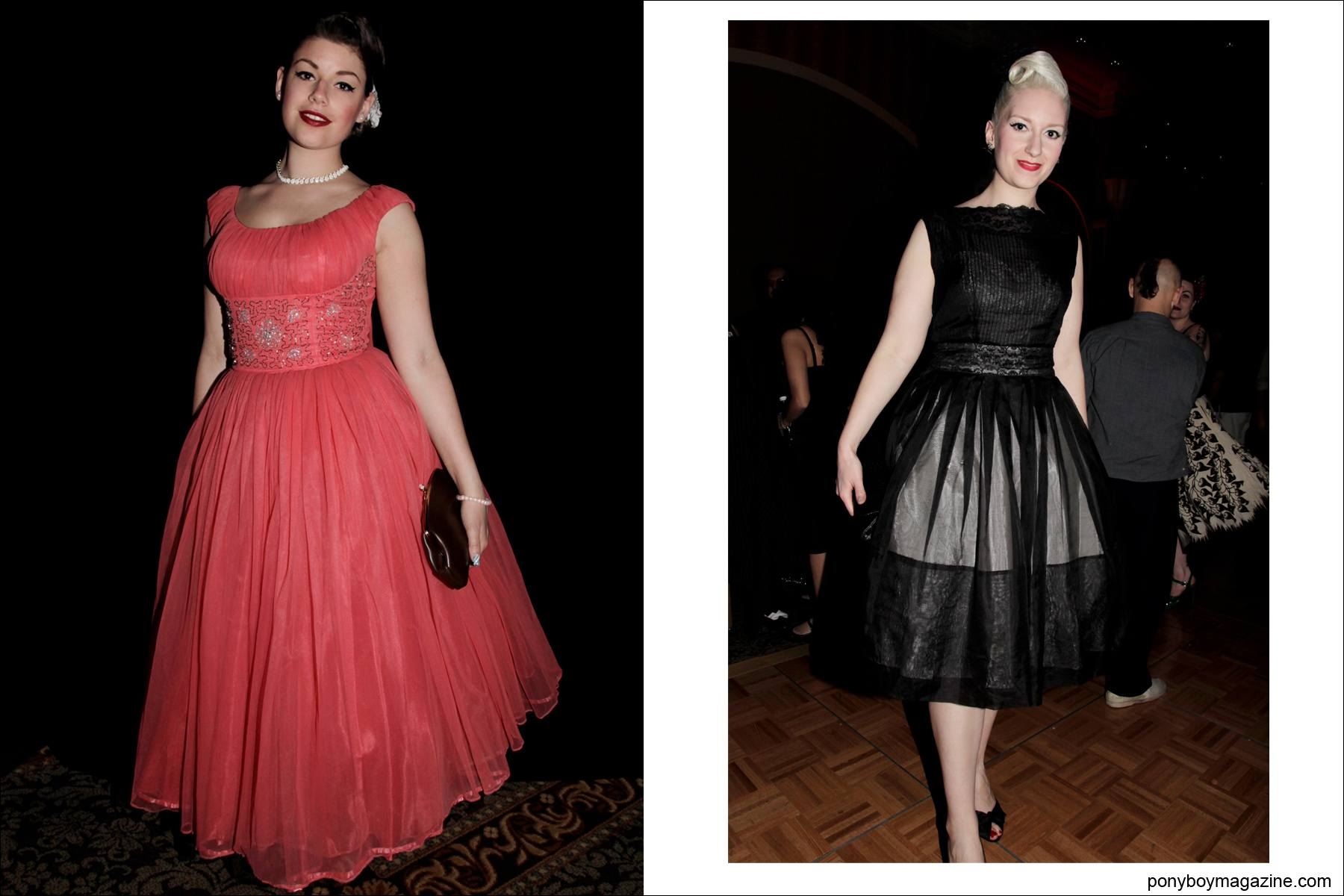50s Style Vegas Cocktail Dresses