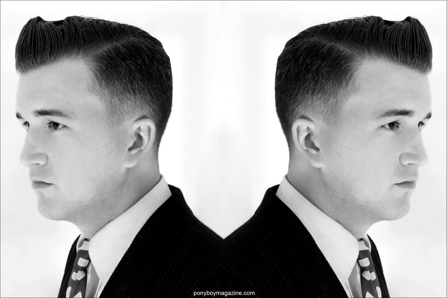 Josh Hi-Fi Sorheim photographed by Alexander Thompson for Ponyboy Magazine.