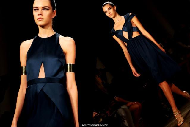 Cushnie et Ochs S/S 2015 collection, photographed at Milk Studios by Alexander Thompson for Ponyboy Magazine.