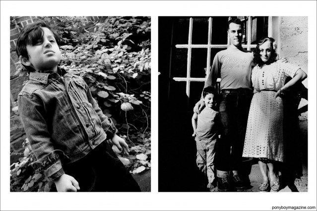 Personal B&W photos of Jim Landwehr. Ponyboy Magazine.