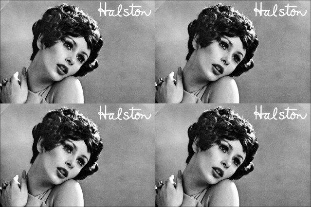 Cover image for Halston wig booklet. Ponyboy Magazine.