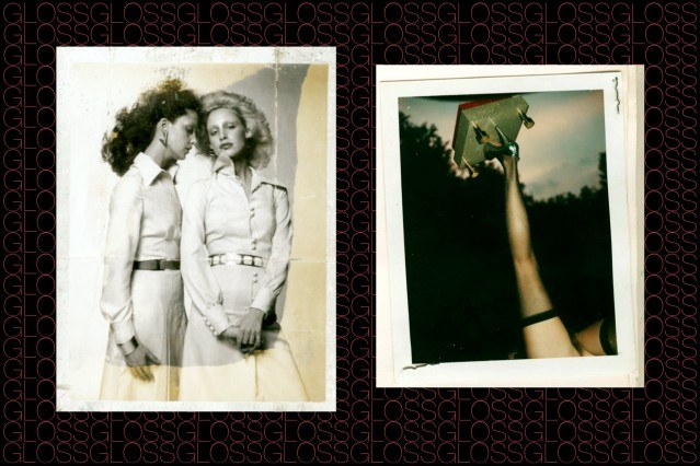 Polaroids from the collection of the Chris von Wangenheim estate, featured in the book GLOSS by Roger Padilha & Mauricio Padilha, Rizzoli 2015. Ponyboy magazine.