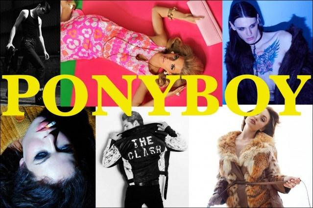 Ponyboy magazine About collage #2