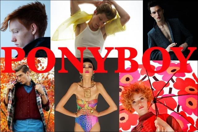 Ponyboy magazine About collage #4