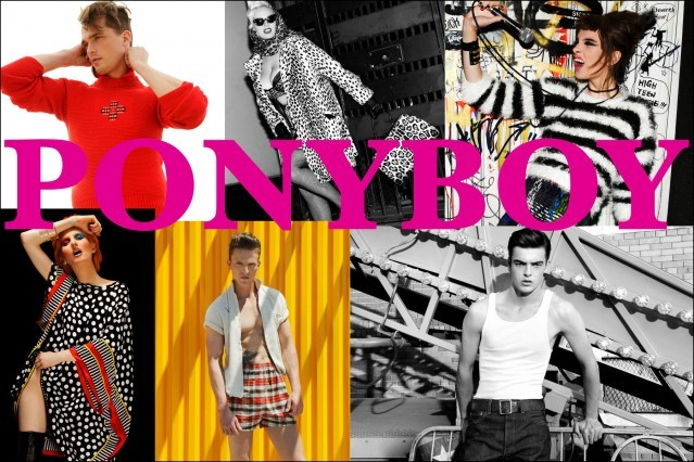 Ponyboy magazine About collage #3