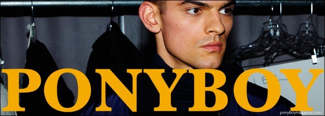 Stampd. F/W16. Ponyboy magazine.