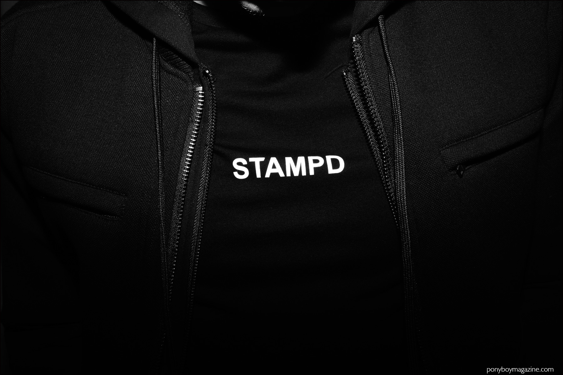 Stampd F/W16 menswear collection by Chris Stamp. Photographed by Alexander Thompson for Ponyboy magazine NY.