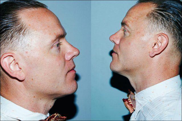 Headshots of musician C.W. Stoneking, photographed for Ponyboy magazine by Alexander Thompson.