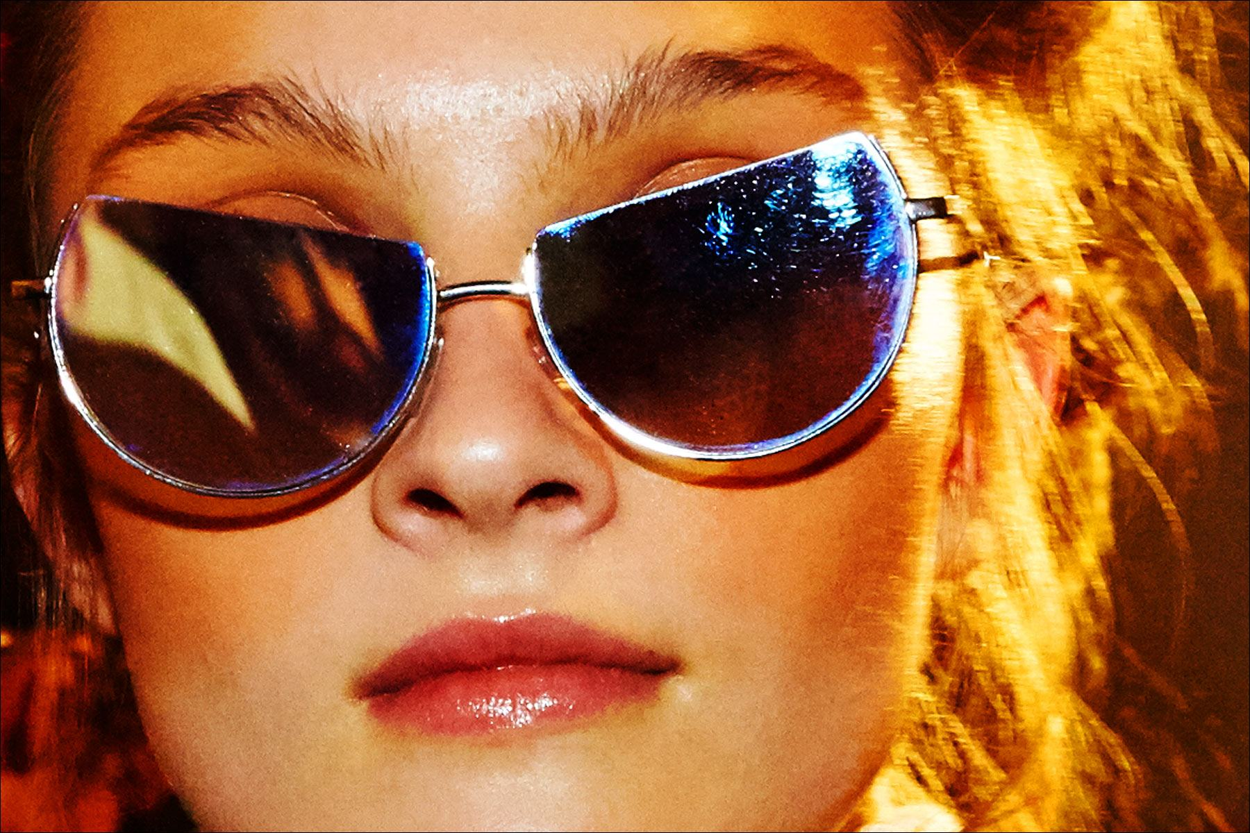 The latest in sunglasses from New York City designer Adam Selman. Photography by Alexander Thompson for Ponyboy magazine NY.