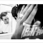 The Teen-Aged. Photography by Connor Wyse. Ponyboy magazine.