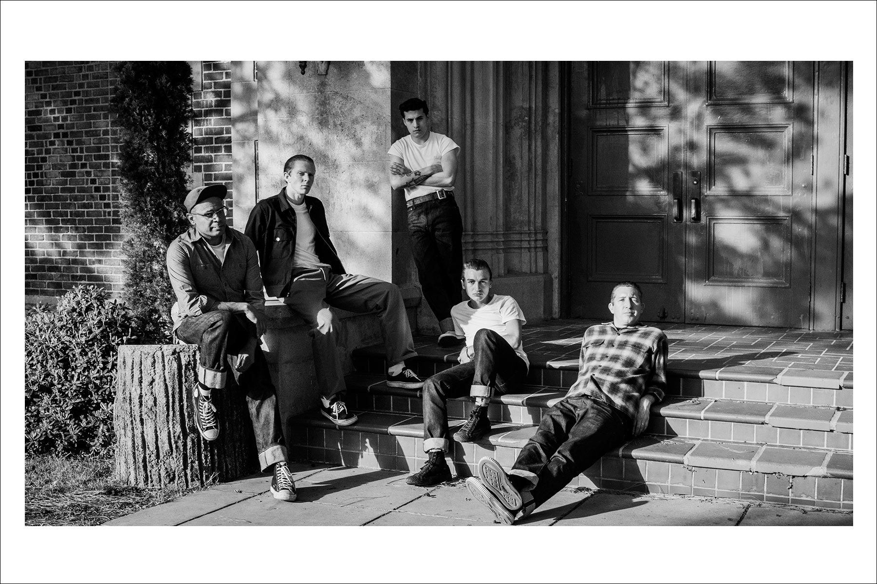 The Teen-Aged posse, photographed by Connor Wyse. Ponyboy magazine New York.