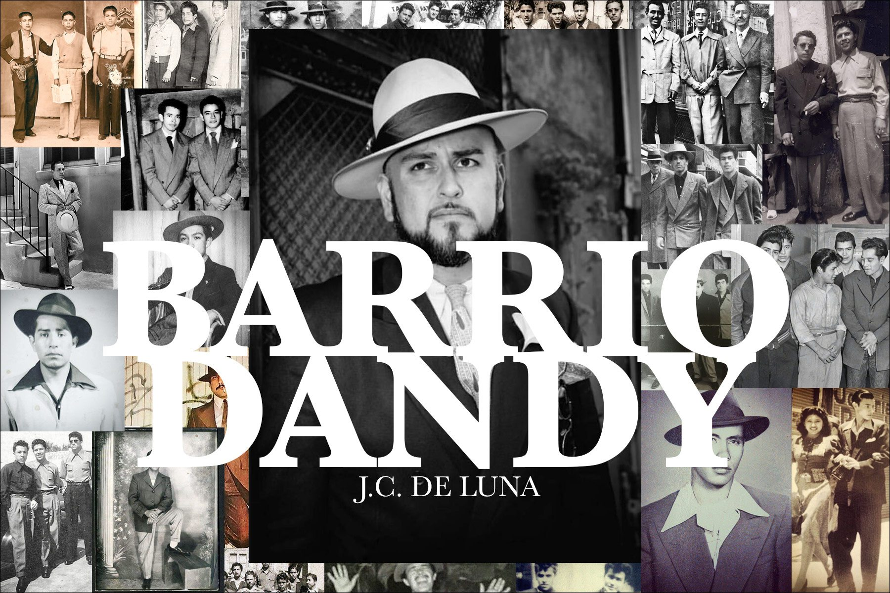 Barrio Dandy, J.C. De Luna. Ponyboy magazine New York.