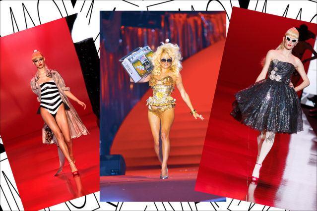 Fashion week runway images, courtesy of MAO PR. Ponyboy magazine.