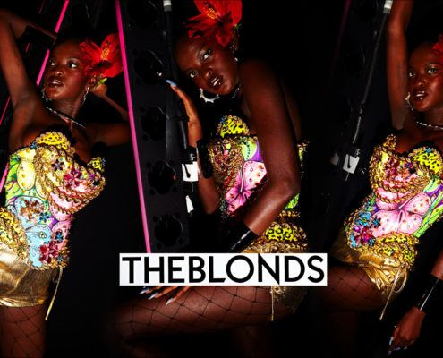 The Blonds. Spring/Summer 2018. Photography by Alexander Thompson. Ponyboy magazine.