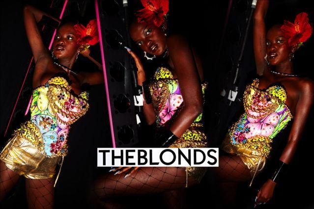 The Blonds. Spring/Summer 2018. Photography by Alexander Thompson. Ponyboy magazine.