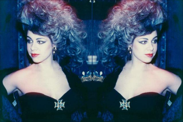 Dianne Brill, Queen of the Night photographed in downtown New York City. Ponyboy magazine.