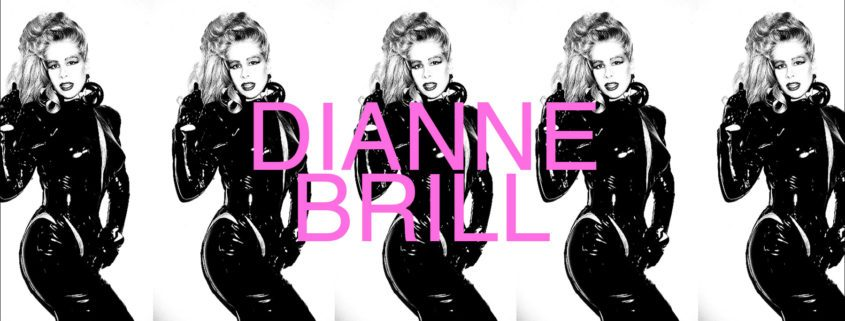 Dianne Brill. Queen of the Night. Ponyboy magazine.