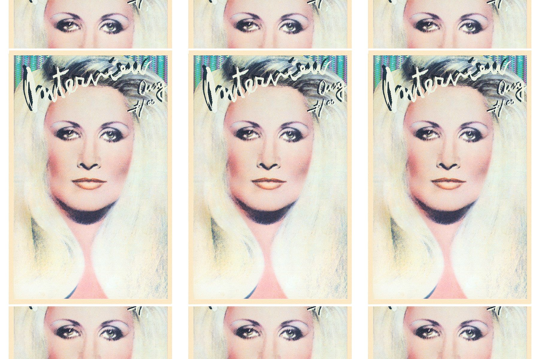 Baby Jane Holzer Interview magazine cover by Richard Bernstein. Starmaker by Roger Padhila & Mauricio Padhila. Rizzoli Books. Ponyboy magazine.
