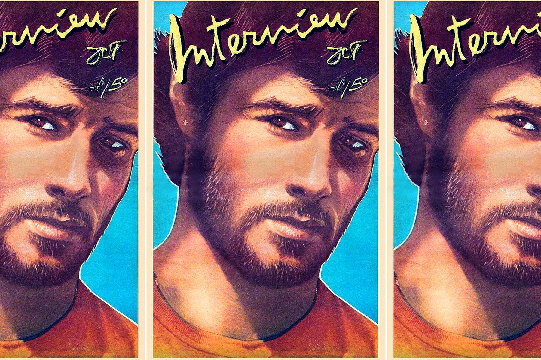Brad Davis by Richard Bernstein. Starmaker by Roger Padhila & Mauricio Padhila. Rizzoli Books. Ponyboy magazine.