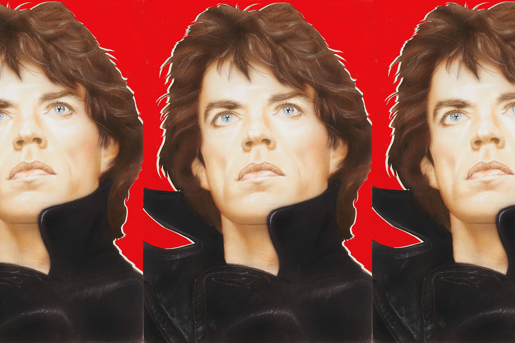 Mick Jagger by Richard Bernstein. Starmaker by Roger Padhila & Mauricio Padhila. Rizzoli Books. Ponyboy magazine.