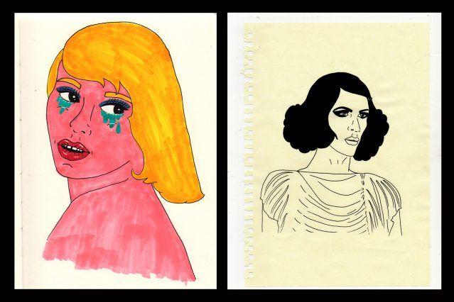 Women by Pacolli. Ponyboy magazine.