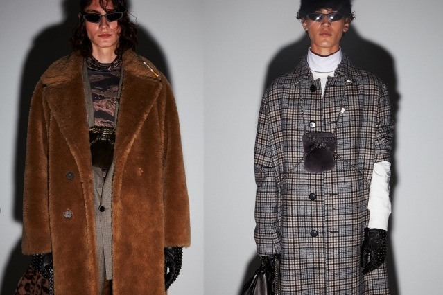 Peacebird menswear photographed for New York Fashion Week, Autumn/Winger 2019 by Alexander Thompson for Ponyboy magazine.