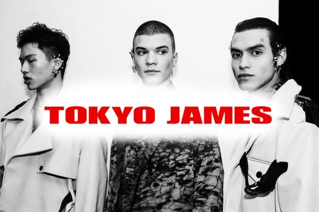 Tokyo James. Spring/Summer 2020. Ponyboy magazine.