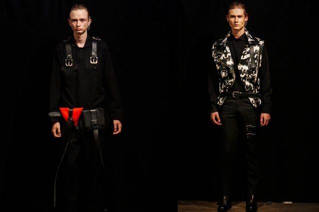 The Tokyo James S/S 2020 menswear show at London Fashion Week Men. Ponyboy magazine.