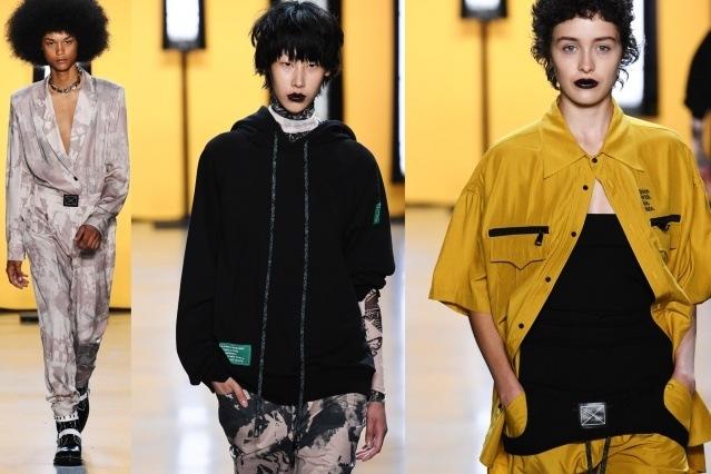 Models walk the runway for Dirty Pineapple Spring/Summer 2020. Ponyboy magazine.