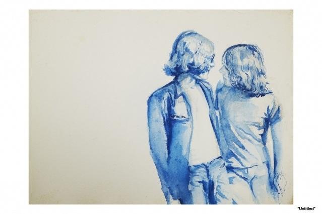 Artwork by New York artist Sophie Thunder-Murphy.