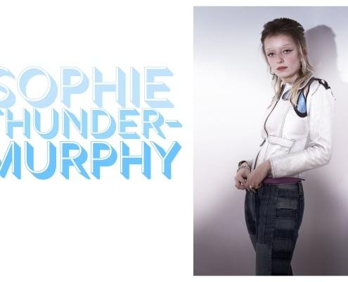 Sophie Thunder-Murphy by Alexander Thompson. Ponyboy magazine.