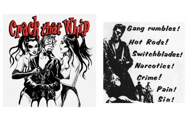 T-shirt designs by Rock Roll Repeat.