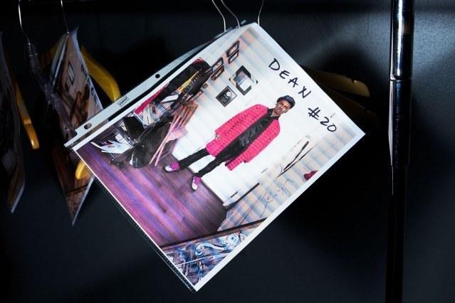 Look #20 for Fix & Fax. Ponyboy magazine.