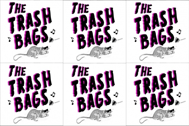 The Trash Bags. Ponyboy magazine.