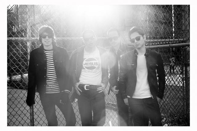 WYLDLIFE band photographed by Alexander Thompson for Ponyboy magazine.