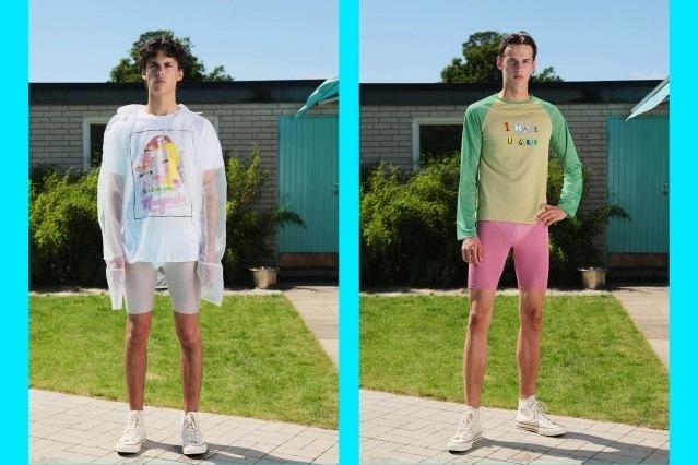 Lazoschmidl Spring/Summer 2021 menswear photographed by Florian Dezfoulian. Ponyboy magazine.