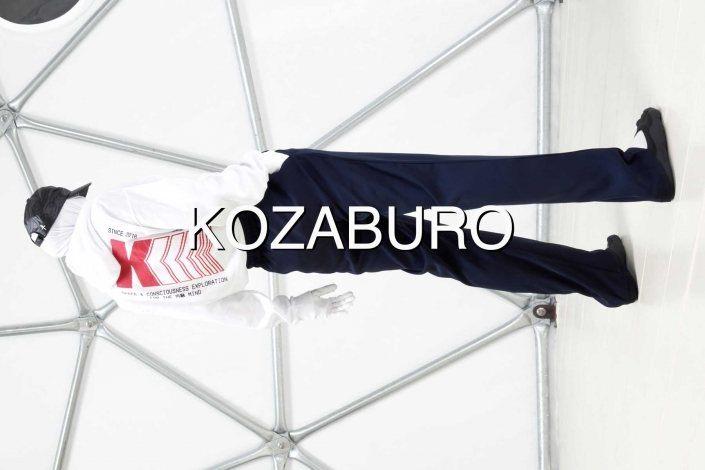 Kozaburo Spring/Summer 2021. Ponyboy magazine.
