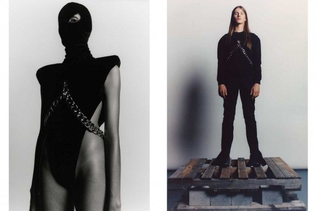 LRS collection by Raul Solis for Spring/Summer 2021 - #5 & #6. Ponyboy magazine.
