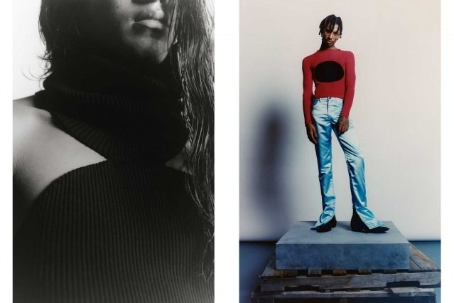 LRS collection by Raul Solis for Spring/Summer 2021 - #13 & #14. Ponyboy magazine.