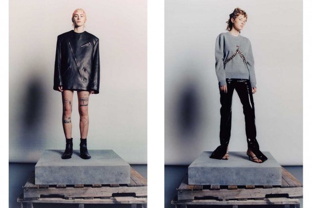 LRS collection by Raul Solis for Spring/Summer 2021 - #17 & #18. Ponyboy magazine.