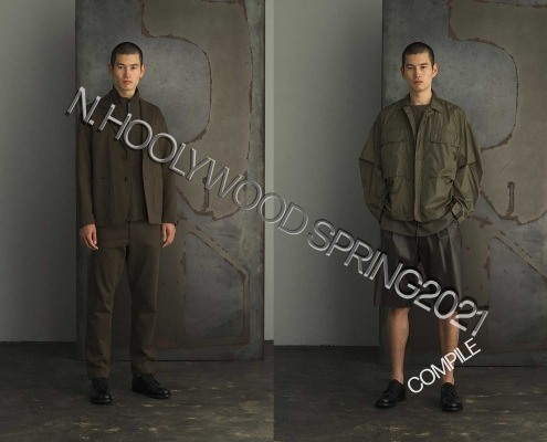 N. Hoolywood Spring 2021 collection - Compile. Ponyboy magazine.